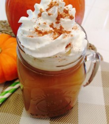 Skinny Pumpkin Spice Chai Tea