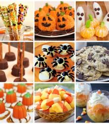 9 Sweet Halloween Treat Ideas!