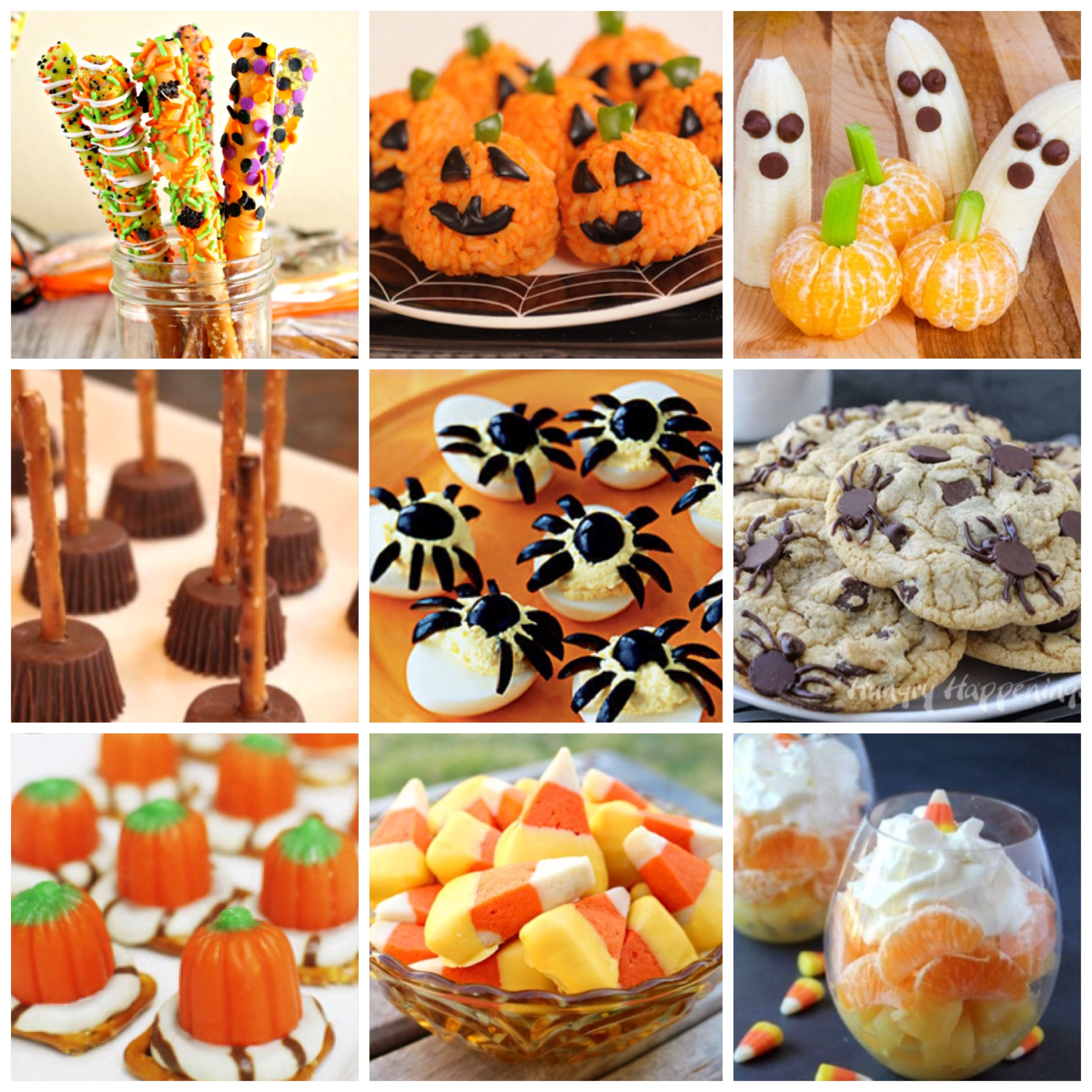 9 Sweet Halloween Treat Ideas!