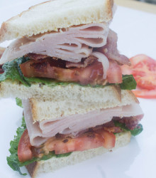 The Ultimate B.L.T.T Sandwich
