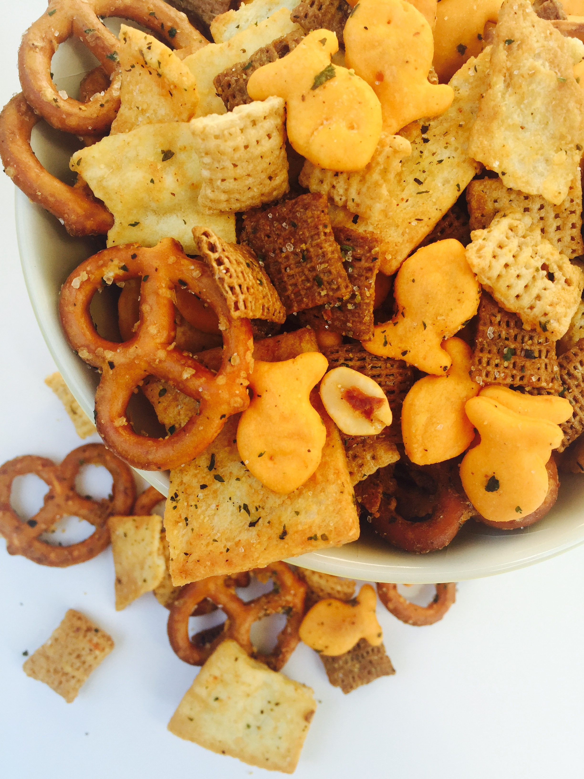 Buffalo Ranch Chex Mix