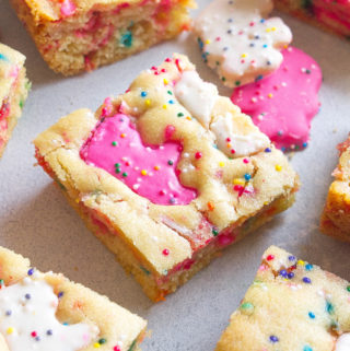 Circus Animal Blondies
