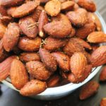 Roasted Rosemary and Garlic Almonds