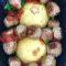 Crock-Pot Spaghetti Squash & Turkey Meatballs