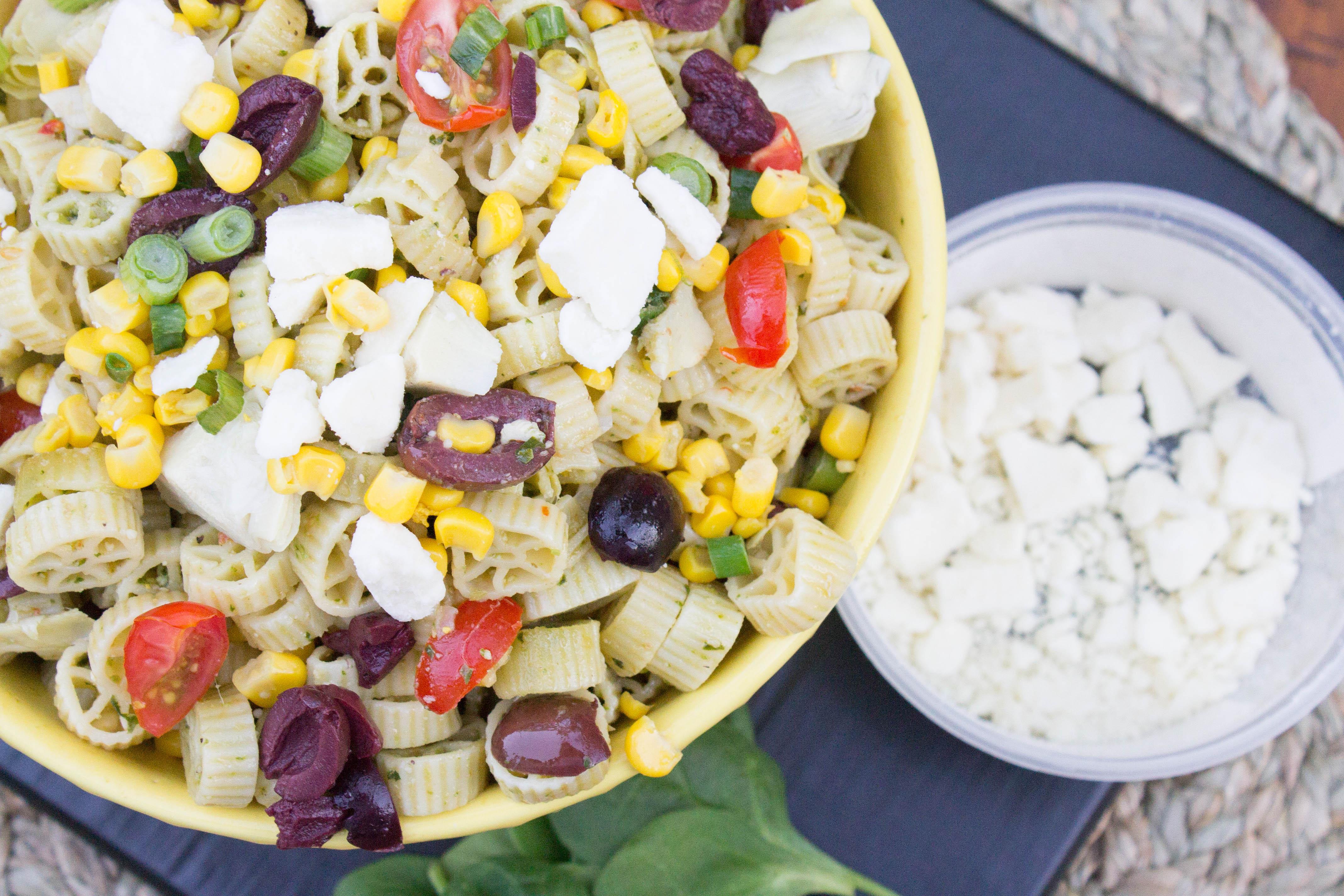 IMG_4770Pasta Salad close up
