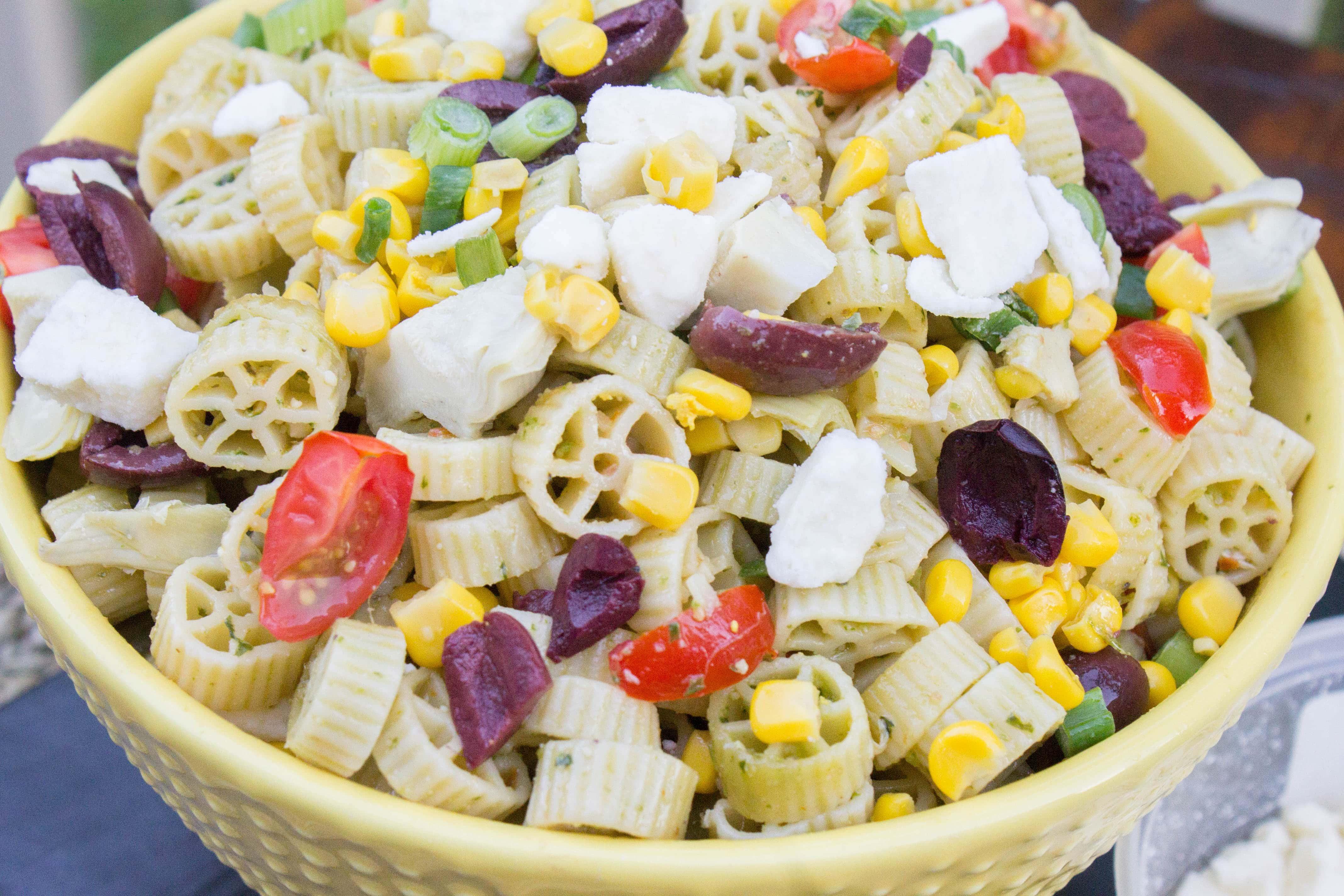 IMG_4771Pasta Salad close up