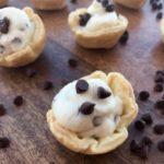 Mini Cannoli Bites