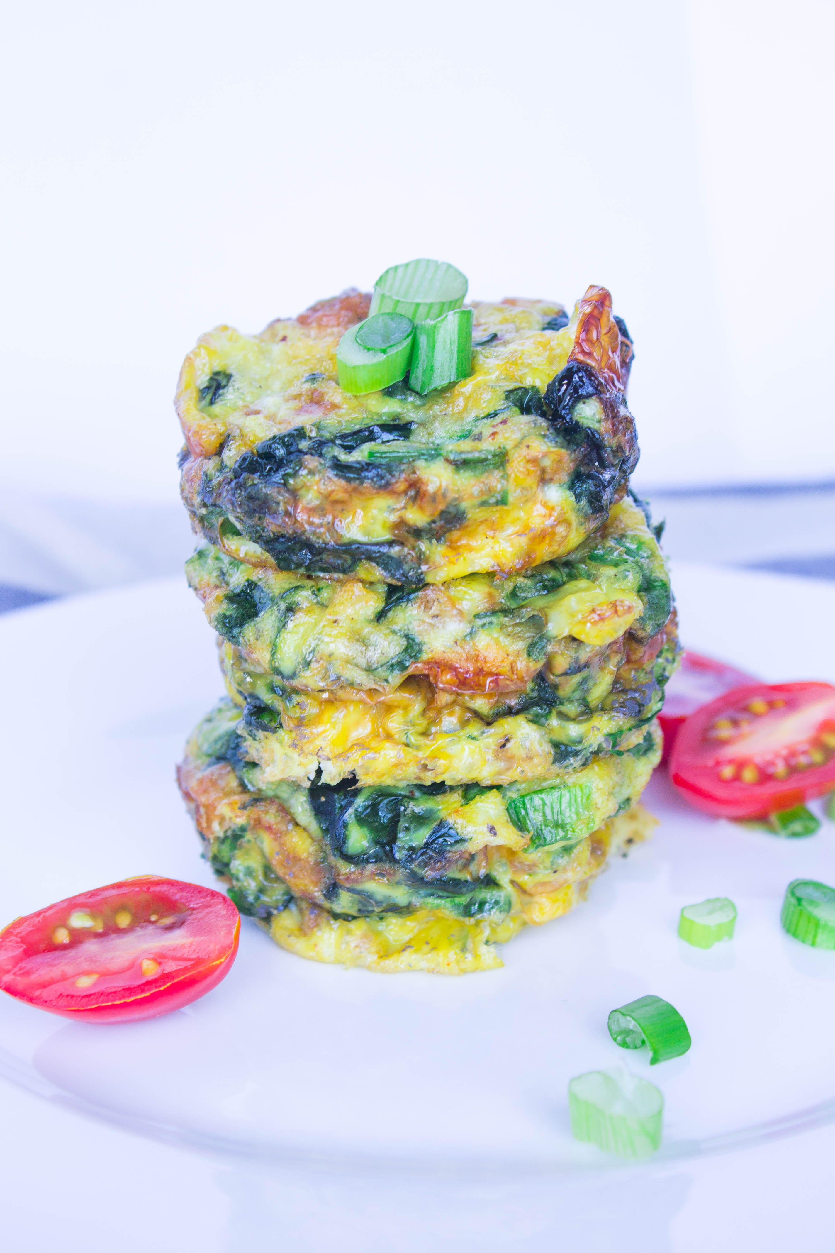 Italian Sausage and Spinach Egg Bites 2