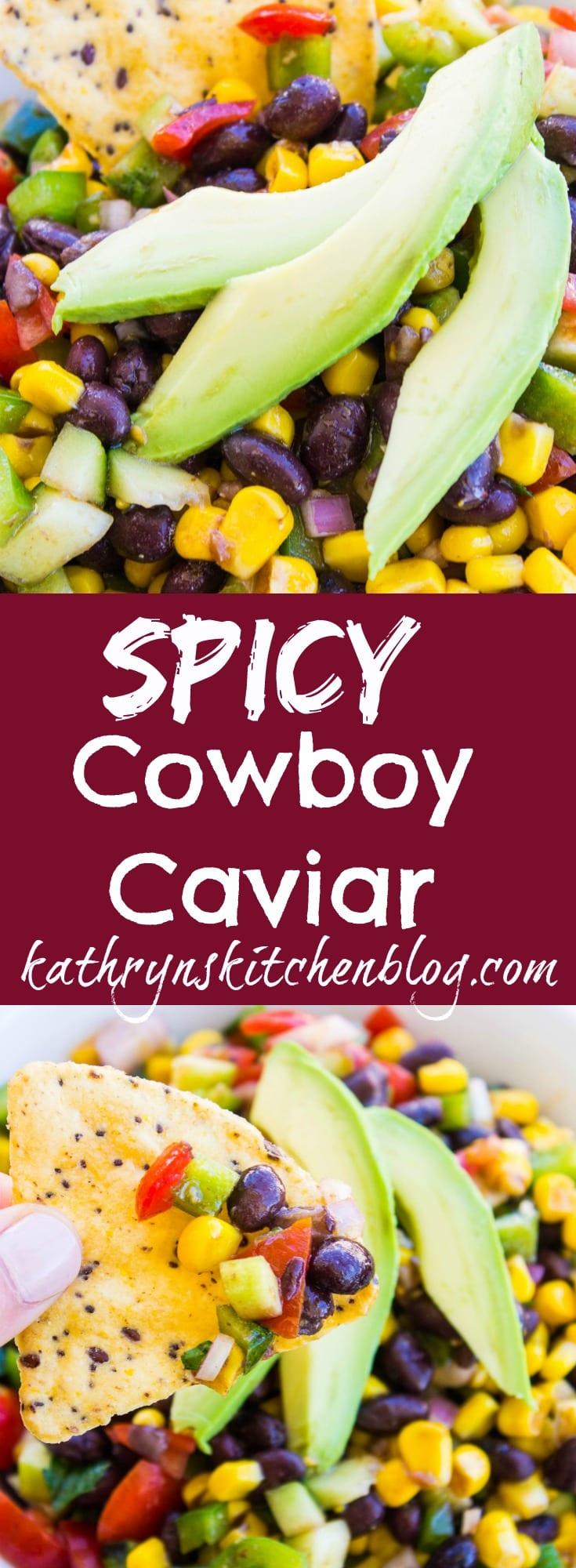 Spicy Cowboy Caviar 1