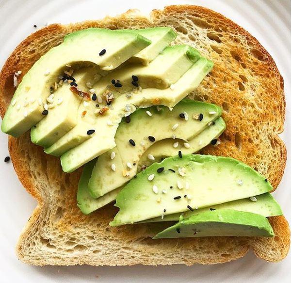 The Basic Avo Toast