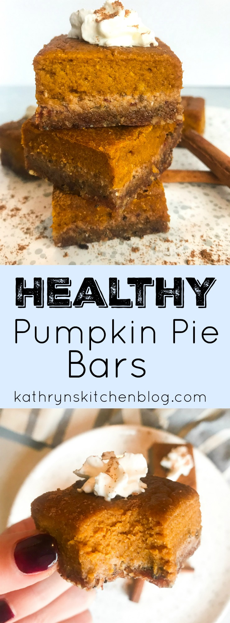 Pumpkin Pie Bars 3