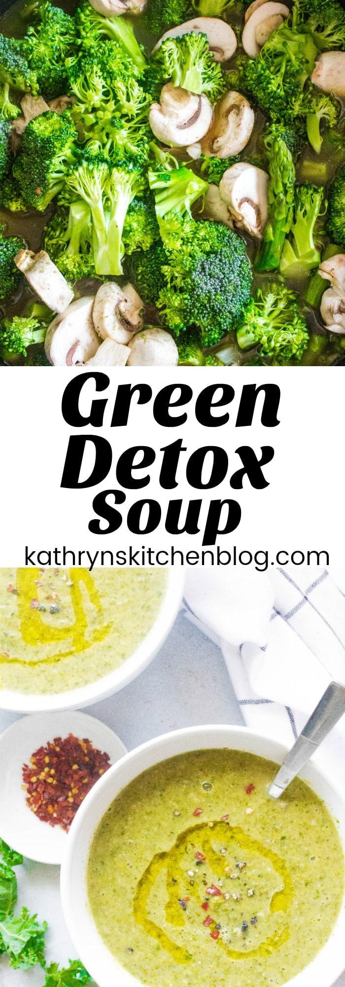 Green Detox Soup 3