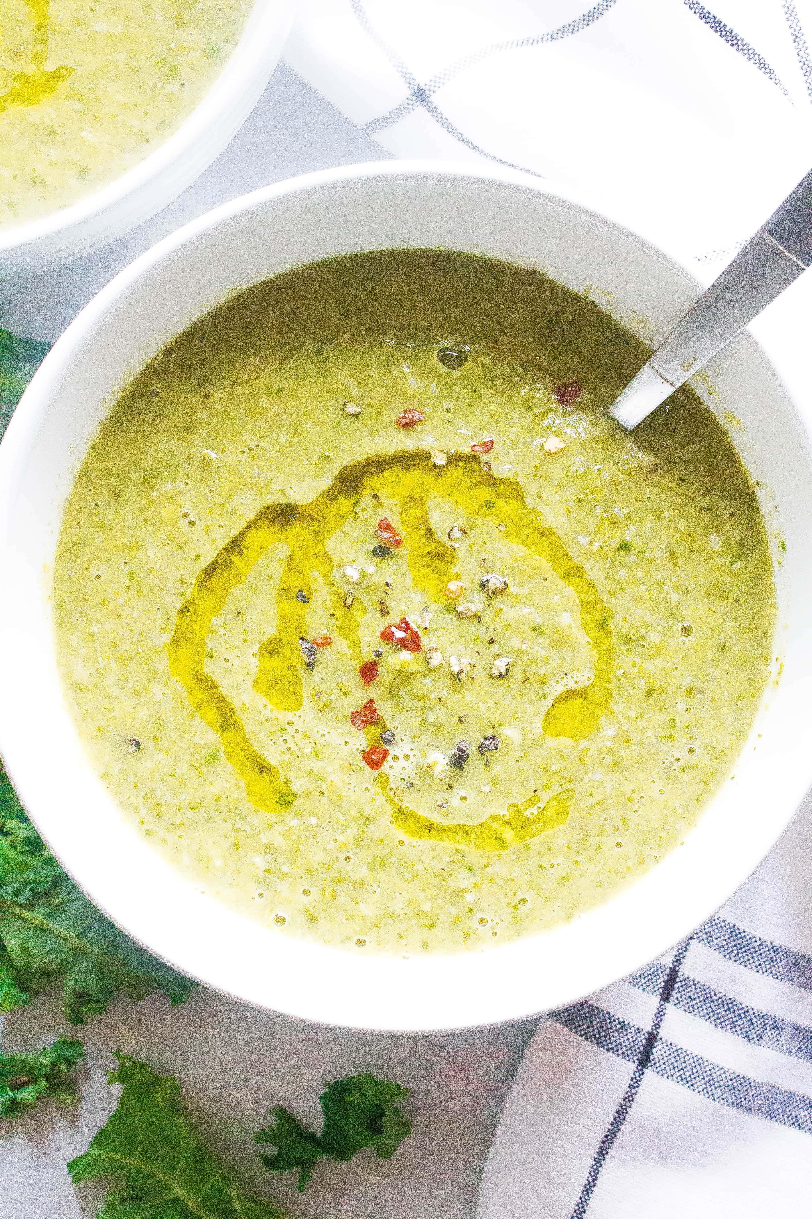 Green Detox Soup 2