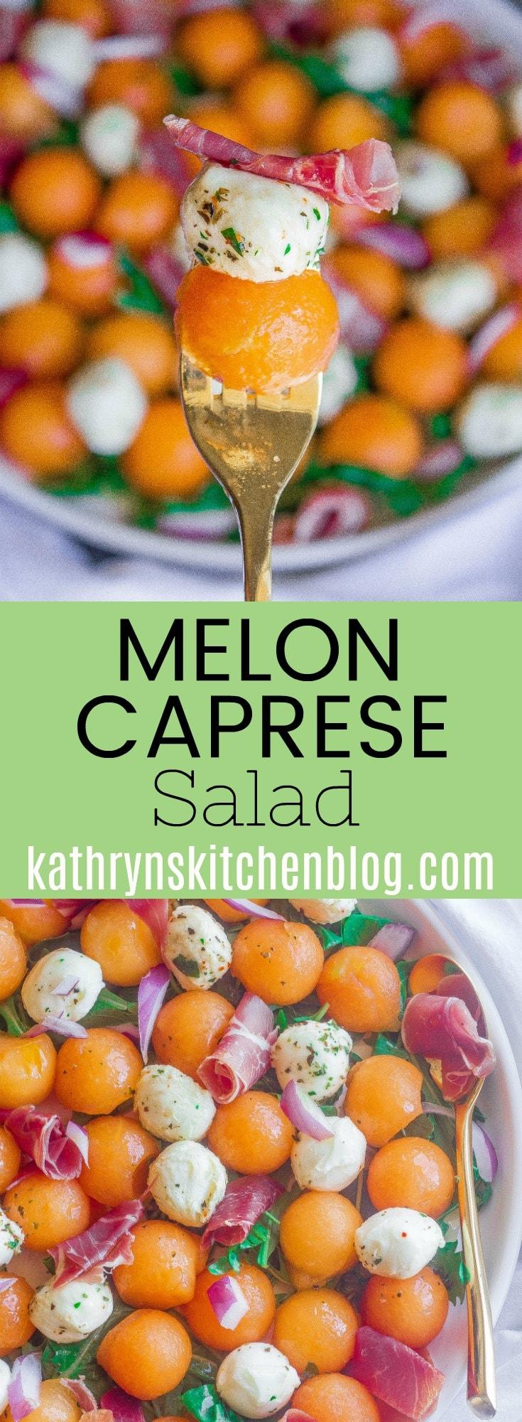 Melon Caprese Salad 3