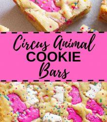 Circus Animal Bars