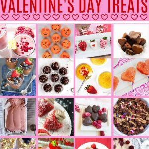 25+ Healthy Valentine's Day Treats