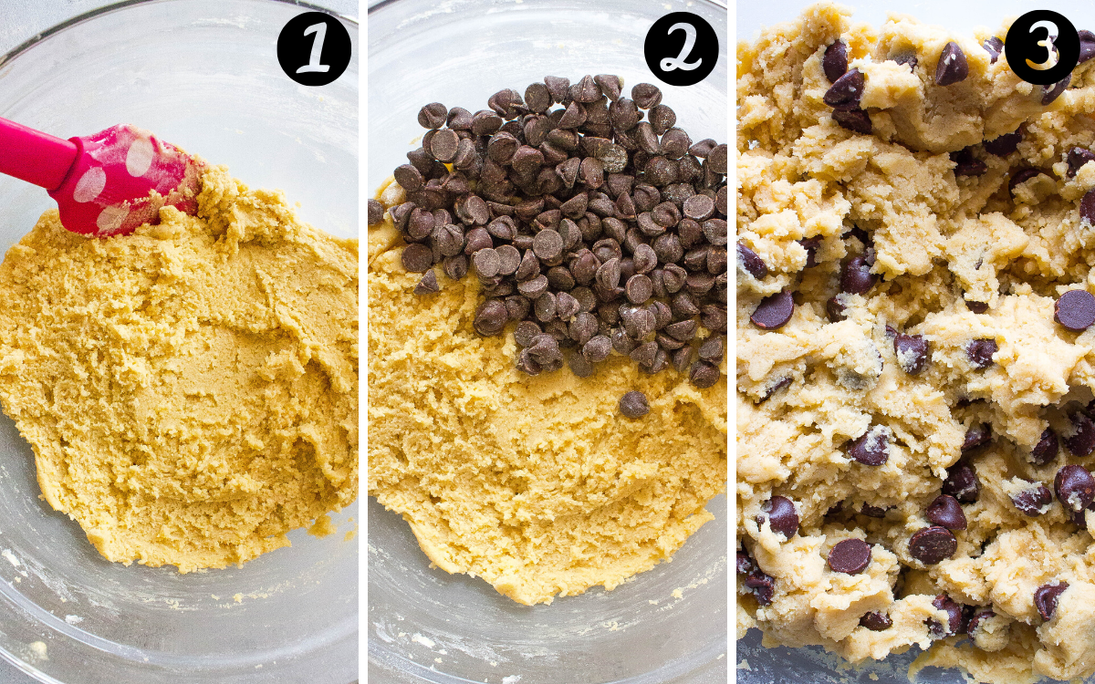 Brown Butter Chocolate Chip Cookies steps
