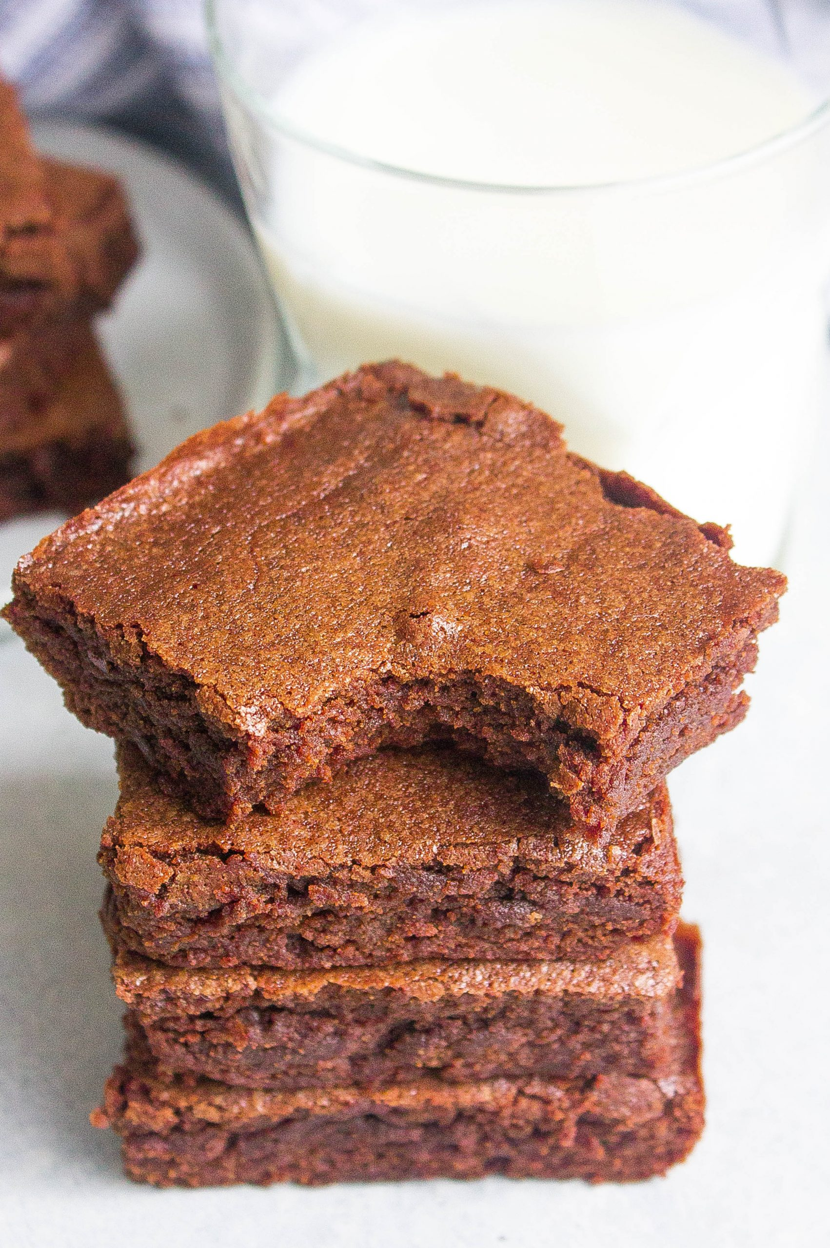 The Best One Bowl Brownies
