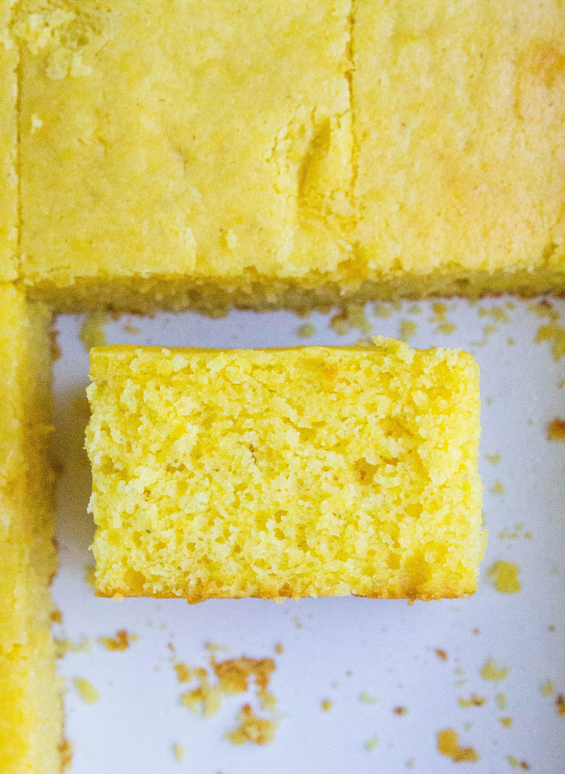 Sweet and Moist Cornbread