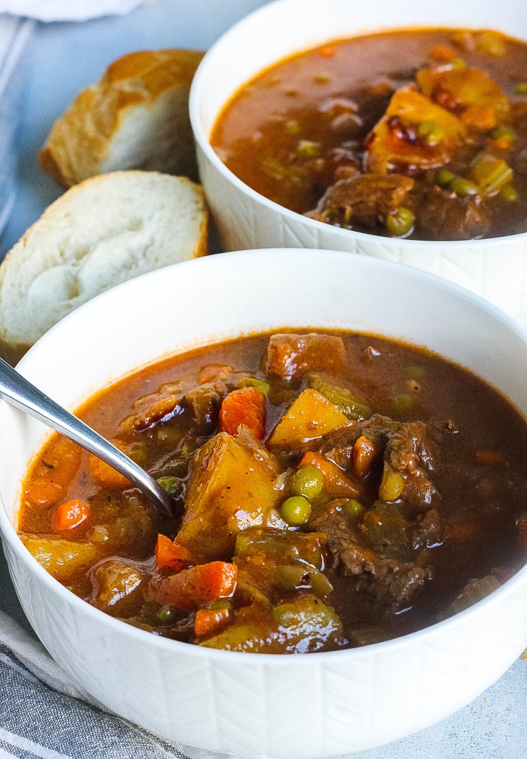 Hearty Chunky Beef Stew