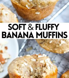soft and fluffy muffins