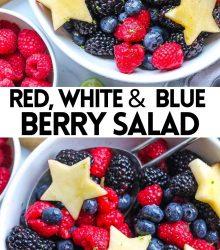 Berry Fruit Salad