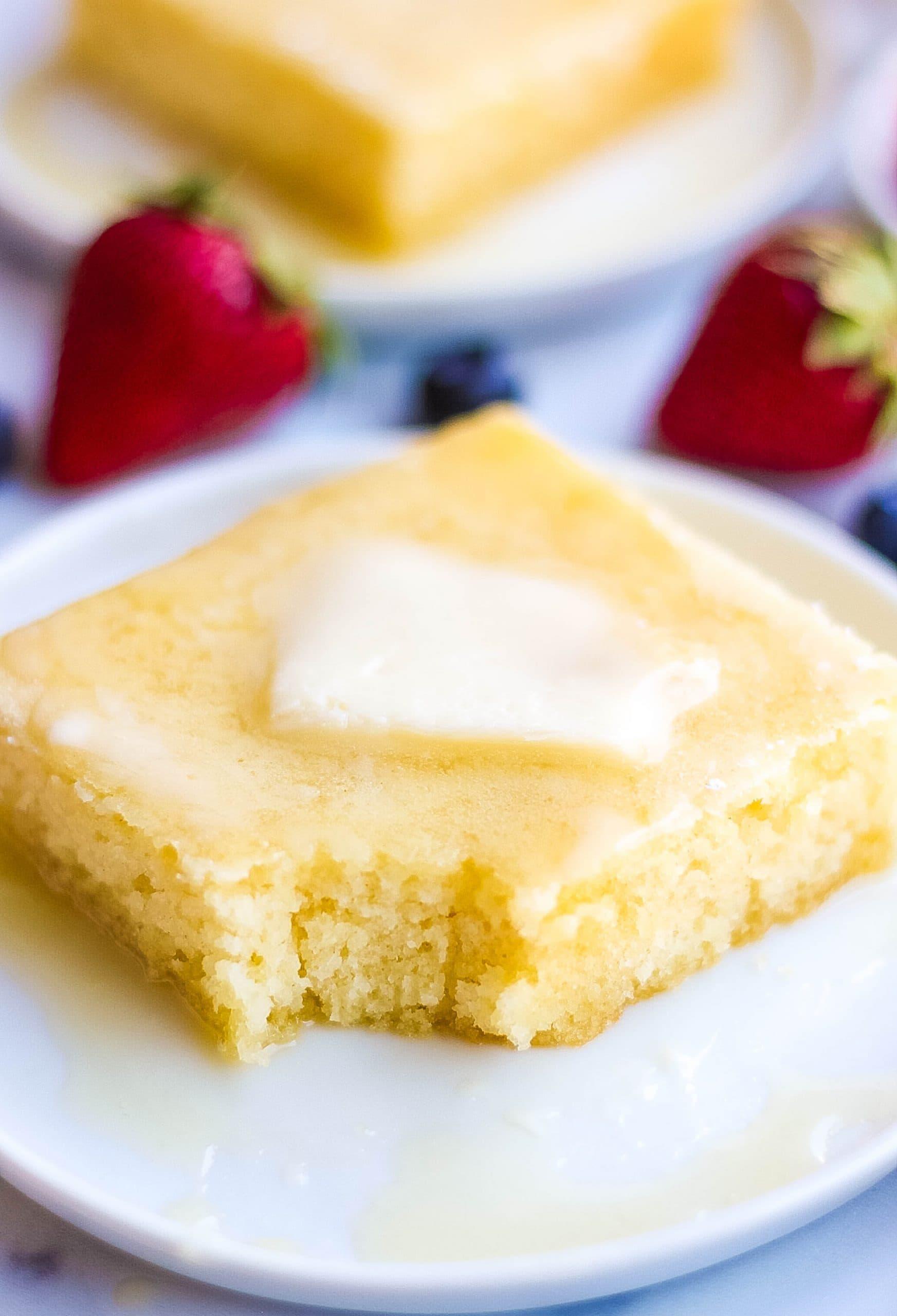 Easy Baked Pancake Recipe