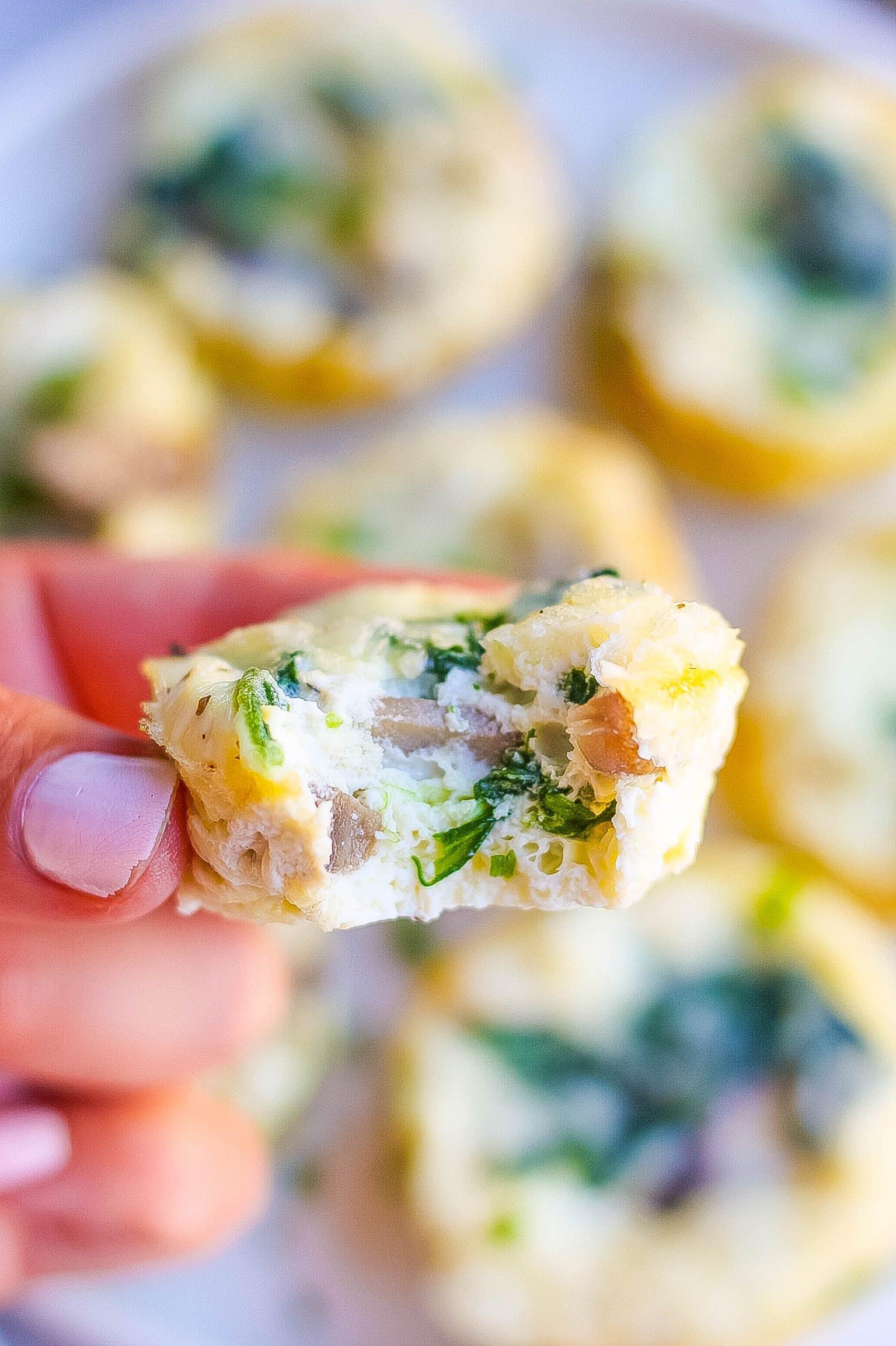 egg white bite